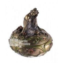 Secesyjne pudełko na biżuterię Veronese AN10292A4