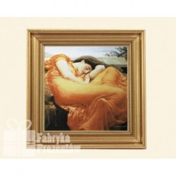 Obrazek Flaming June 33x33cm CARMANI