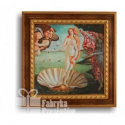 Obrazek Narodziny Wenus Botticelli 33x33cm CARMANI