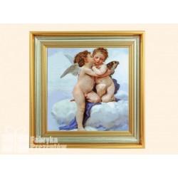 Obrazek Amor i Psyche 33x33cm CARMANI
