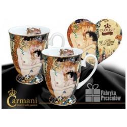 """Kubki """"3 okresy życia kobiety"""" Gustav Klimt - Carmani 532-0806"""