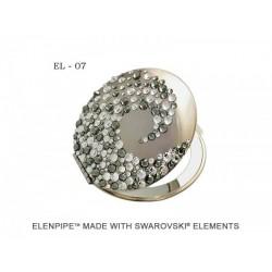 Lusterko z kryształkami Swarovskiego EL-7
