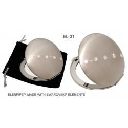 Lusterko z kryształkami Swarovskiego EL-31