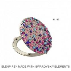Lusterko z kryształkami Swarovskiego EL-12