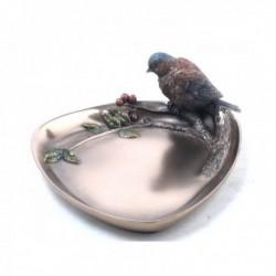 Patera z ptaszkiem Veronese AN10501A4