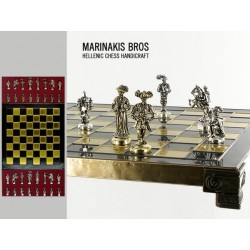 Szachy Marinakis Rocco Chess Set 086-2104