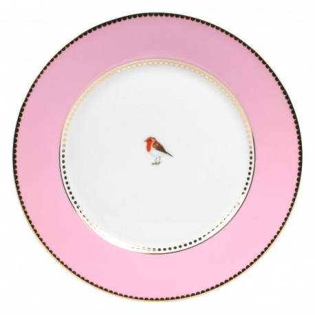Talerz 26,5cm Pip Studio Love Birds 51.001.067