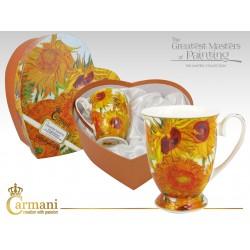 "Kubki w sercu - Van Gogh ""Słoneczniki"" 830-0306"
