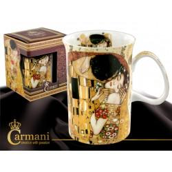 """Kubek Classic- Gustav Klimt """"Pocałunek"""" 532-7301"""