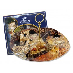Talerz dekoracyjny Gustav Klimt 198-7028
