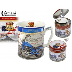 Kubek Carmani - Motor w puszce  016-6006