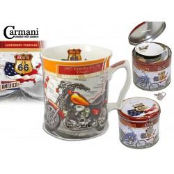 Kubek Carmani - Motor w puszce  016-6004