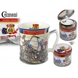 Kubek Carmani - Motor w puszce  016-6007