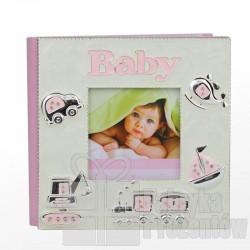 Album BABY różowy 473-3232