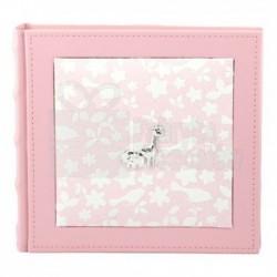 Album z żyrafą i słonikiem (10x15cm)