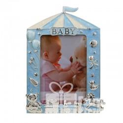 Ramka BABY niebieska 473-3233