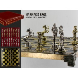 Szachy - Athena Chess Set 086-2802