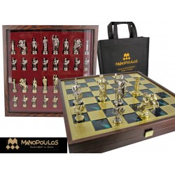 Szachy - Battle of Corinth Chess set 086-5007