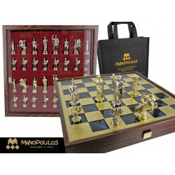 Szachy - Battle of Corinth Chess set 086-5009