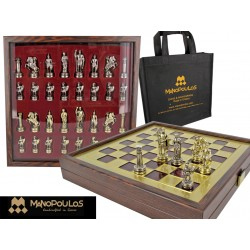 Szachy - Battle of Corinth Chess set 086-5010