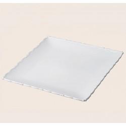 SUBLIME Talerz / półmis do ciasta / mięs 30x30 cm