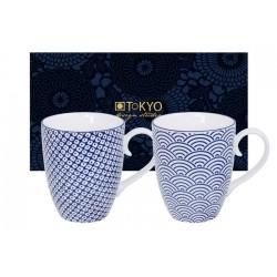2 kubki Nippon Blue Giftsets 380 ml / TOKYO