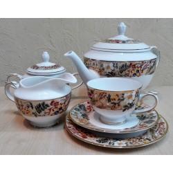 Zestaw do herbaty dla 12 osób Allure / Villa Italia
