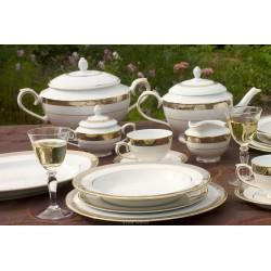 Zestaw do herbaty dla 12 osób Renesans / Villa Italia