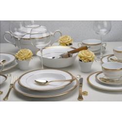 Zestaw obiadowy dla 12 osób Vienna Gold / Villa Italia