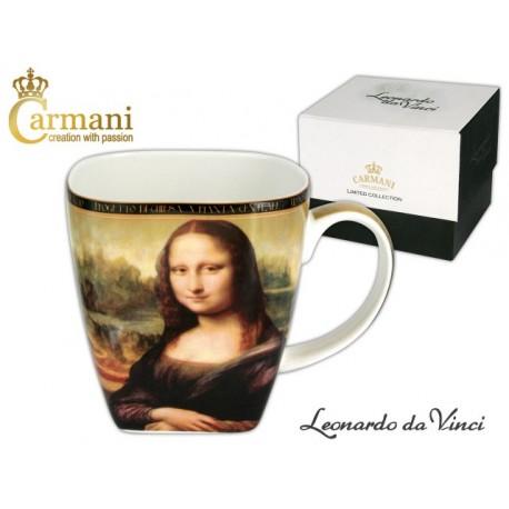 Kubek Mona Lisa - Leonardo da Vinci 032-0804