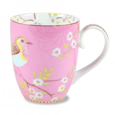 Kubek Early Bird  Pink 350ml /Pip Studio 51002004
