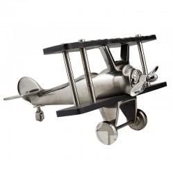 Samolot dwupłatowy - Figurka dekoracyjna C5025427