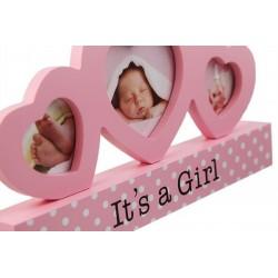 Ramka na zdjęcia It's a girl