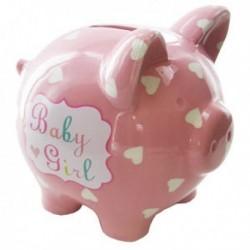 Świnka skarbonka - Baby Girl