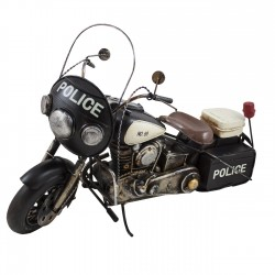 Motocykl Retro POLICE MR1 / Hinz