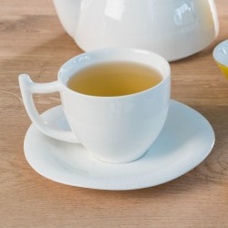 ALDO Filiżanka do kawy, herbaty 200 ml ze spodkiem SG355