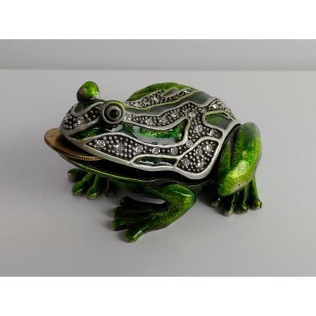 Szkatułka Żaba