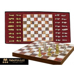 Szachy - Sagittarius Chess set 086-5015