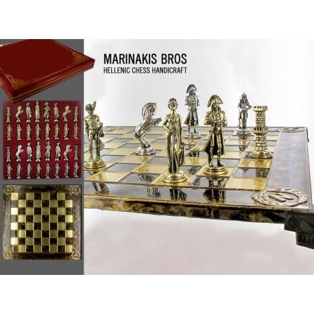 Szachy - Battle of Corinth Chess set 086-5007