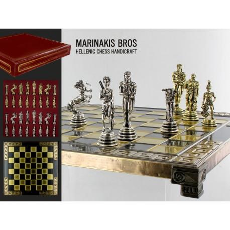 Szachy - Napoleon Chess Set 086-3808