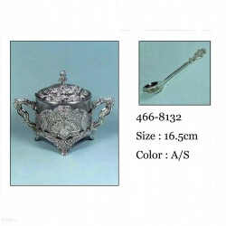 Cukiernica posrebrzana 466-8134