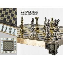 Szachy - Athena Chess Set 086-2011