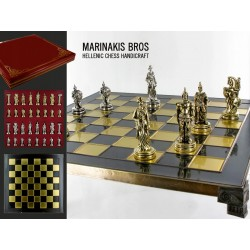 Szachy - Alexander Chess Set 086-3306