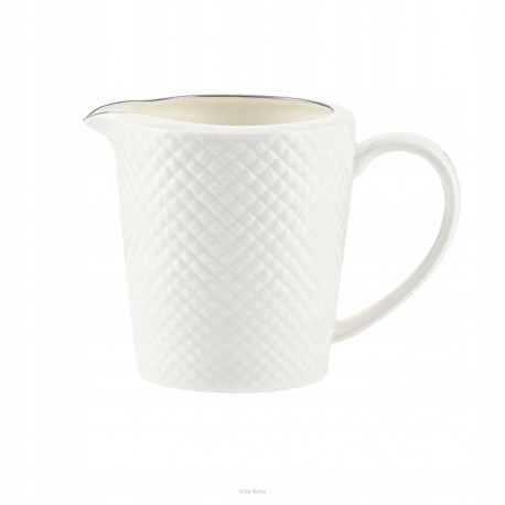 Cukiernica porcelanowa BARI WHITE Villa Italia ES722