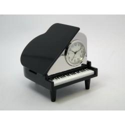 Mini fortepian z zegarkiem 210-6014