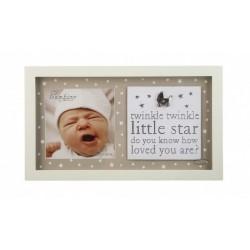 Ramka z wierszykiem Little Star CG1095