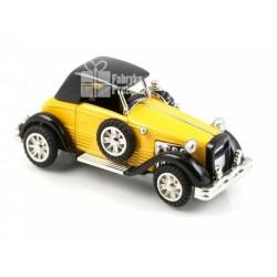 Mini samochód  z zegarkiem 210-6003